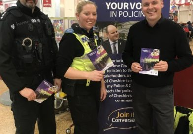 Police commissioner issues message of reassurance to communities amid Coronavirus