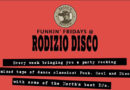 Funkin Friday's @ Bruno's Rodizio Disco