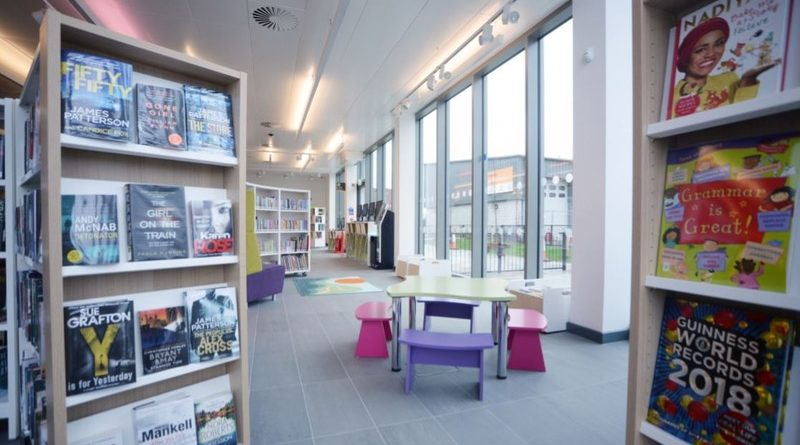 warrington library innitiative