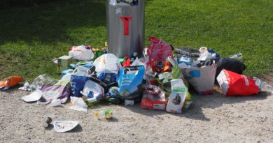 Community recycling centres closed