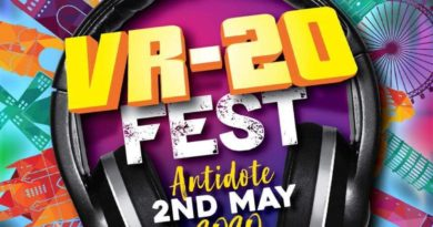 AN INVITATION TO THE VR-20 FESTIVAL